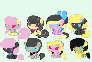 mlp octavishy FREE ADOPTABLES ::closed:: by Patty-Chickens
