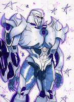 Megatron by Captain-LaDue