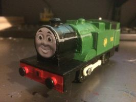 Oliver by GBHtrain