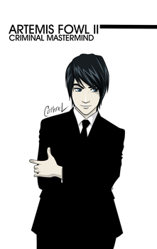 Artemis Fowl The Second by germanmissiles