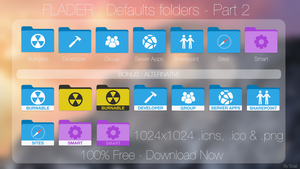 Flader : defaults folders Part 2 [Request] by scafer31000