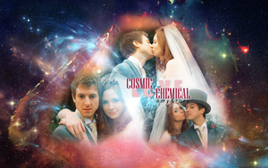 Cosmic + Chemical - Amy x Rory by survivekaleidoscope