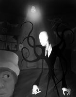 slender man by Janji009