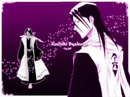 Captain Kuchiki Byakuya by Kuchiki-Jeff