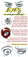 Eyes - An Expression Exercise by FindChaos