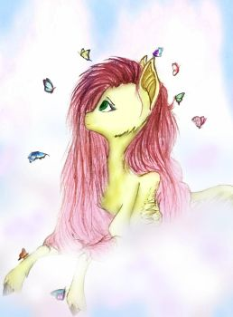 Fluttershy by TheDashinPony
