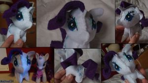 Rarity Multiview by Meline134