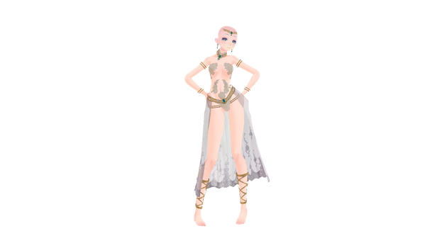 {MMD} - TDA Showstopper Base (+DL) by thietanavenus