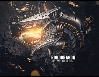 Robodragon by Freezmy