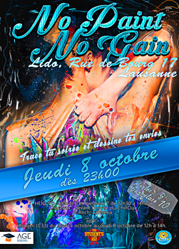 Soiree No Paint No Gain AGE by Xaaram