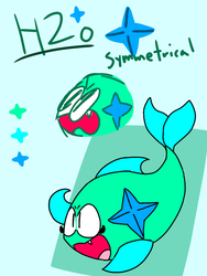 (updated) H2o reference by H20CNacL