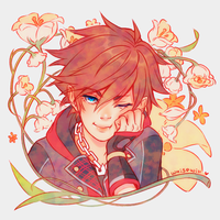 Sora Doodle by whispwill
