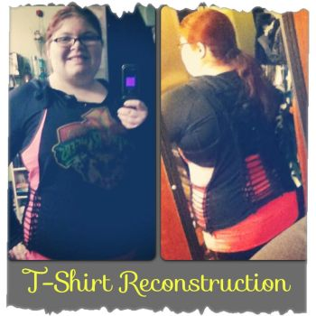 T-Shirt Reconstruction 2 by VampObsessed