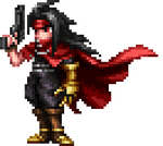 FFBE - Vincent Valentine gif 1 by Zerolympiustrife