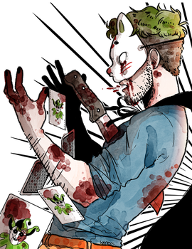 #septicart - How's that for a Trick? by Kayroos