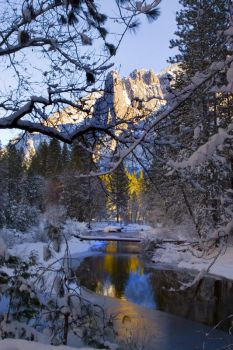 Yosemite Winter 2009 20 by ECaputo