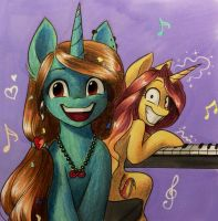 Sing your Song by Katputze