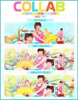 [Collab] HELLO SUMMER {with Pepnie} by MinBoyVSoneshowroom