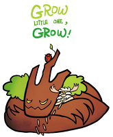 Smite - Grow (Chibi) by Zennore