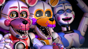 Little Teaser for a Coming project! - [FNaF SL] by ChuizaProductions
