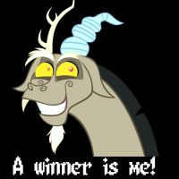 A Winner is Me by thechosenone12