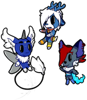 Smol Commission - 1-3/5 by SpoodleButt