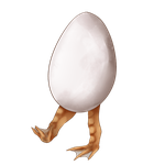 Egg by PafooPost