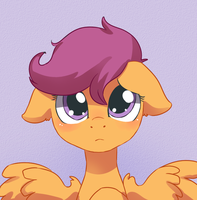 Scootaloo by Risu-Nya