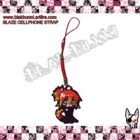 Blaze Cellphone charm by BlakBunni