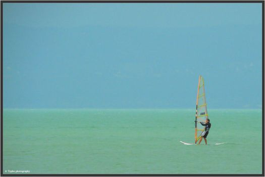 Windsurfing by tybcorp