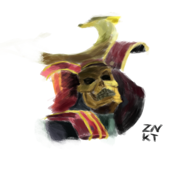 Quick study (Ringo of Vainglory) by ZNKT