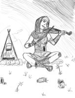PA Fiddle by SamwiseTheAwesome