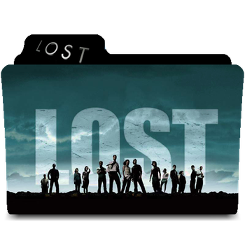 Lost - Mac Folder Icon by kndllalx