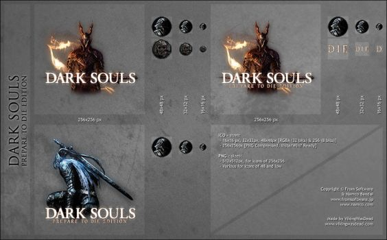 Dark Souls: Prepare to Die Edition by VikingWasDead
