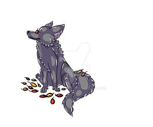 Wolfpractice by loredraws