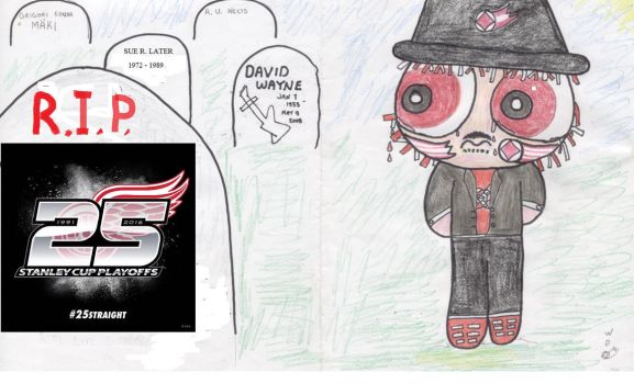 Red Funeral for The Playoff Streak by WingDiamond