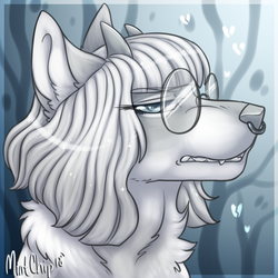 Art fight 2018 - Aria Icon by LindsayPrower