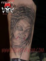 D.D. - face 02 by D-D-Tattoo