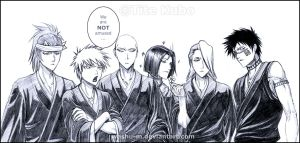 BLEACH - NOT Amused by Washu-M