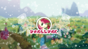 Roseluck Ponyville Shot Wallpaper by DJDavid98