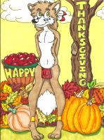Happy Thanksgiving 2014 by MugenPlanetX