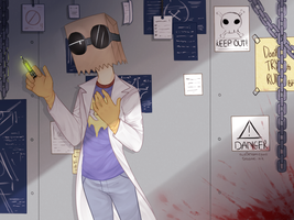 Trust me I'm the Doctor by owoSesameowo