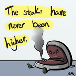 High Steaks by graynate