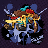 SMASH 150 - 097 - DILLON by professorfandango