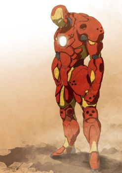 IRONMAN...almost by duster132