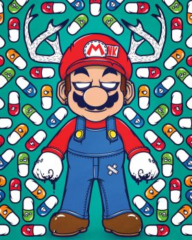 Mario Pills by nouam