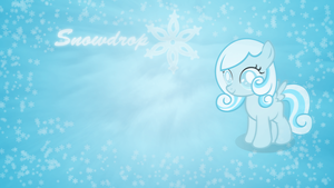 Snowdrop ~ The snowflakes twinkle like the stars by 2bitmarksman