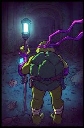 TMNT Donatello by He-st