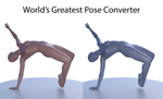 G3F to G8F World's Greatest Pose Converter by AgentUnawares