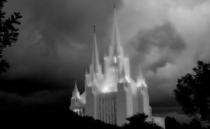 Temple After the Storm by melanicus